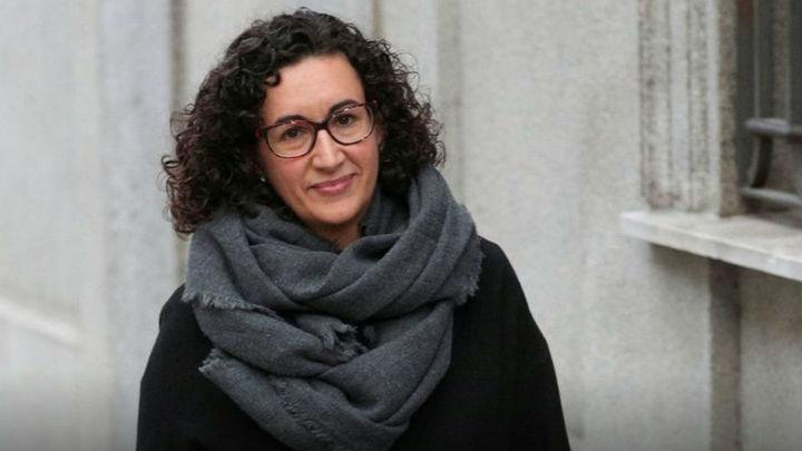 Marta Rovira dice estar a disposición las autoridades suizas y no descarta pedir asilo