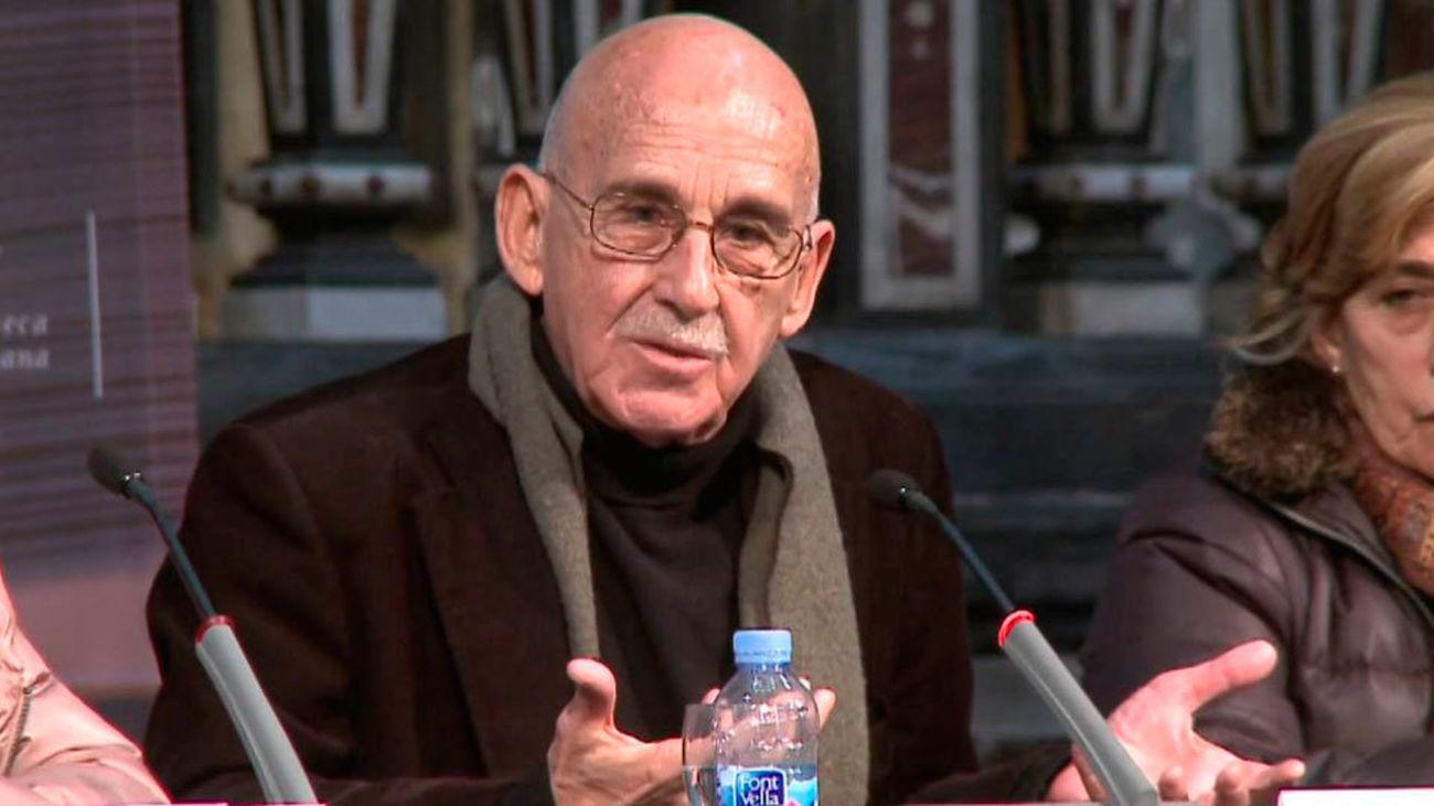 Premio Max de Honor 2018 para el dramaturgo y director Sanchís Sinisterra