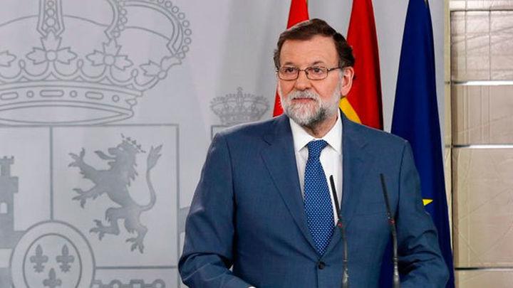 """Rajoy dice que Cifuentes ya ha dado explicaciones y pide """"coherencia"""" a los demás"""