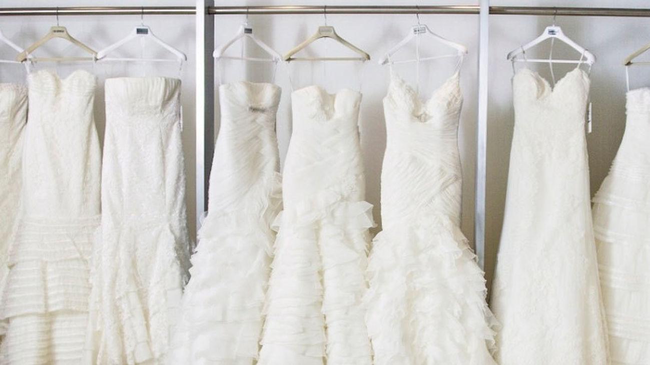 Vestidos de novia para todos los bolsillos