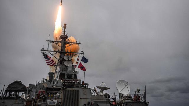 EEUU, Reino Unido y Francia lanzan un ataque contra Siria