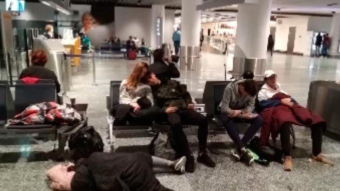 27 menores de Coslada pasan cuatro días 'tirados' en Hamburgo