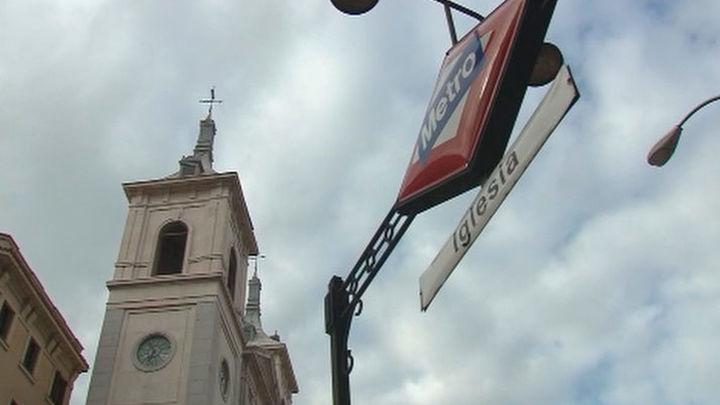 Campaña para cambiar el nombre de la parada de metro Iglesias por Sorolla