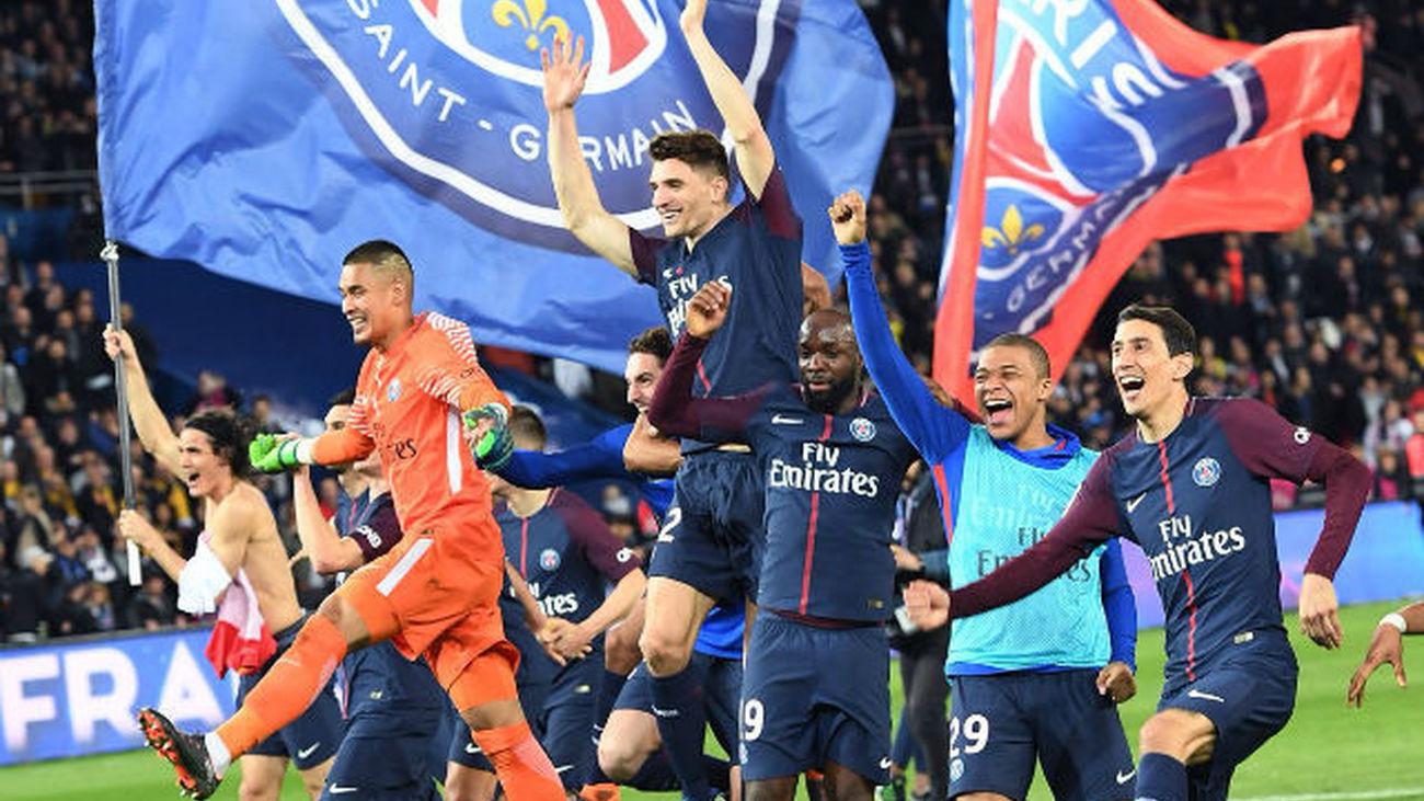 PSG, Manchester City y PSV Eindhoven ya tienen su Liga