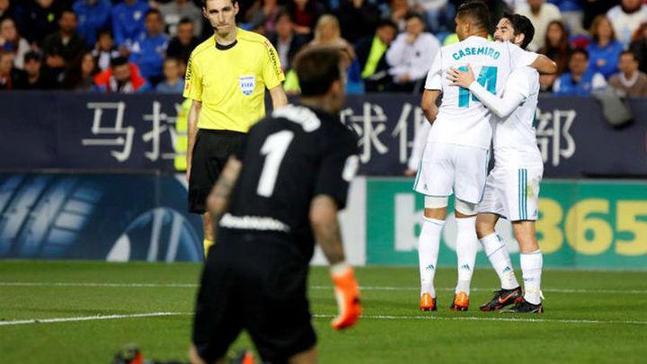 1-2. Plácida resaca europea para el Real Madrid