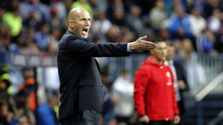 """Zidane: """"Isco ha jugado mucho más que el año pasado"""""""