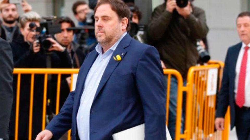 """Junqueras al juez: """"No se ha dedicado un solo euro del presupuesto al proceso"""""""