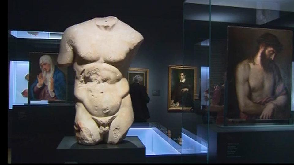 'Pintado sobre piedra', una original propuesta del Museo del Prado
