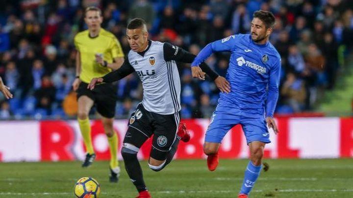 El Getafe busca el sueño europeo en Valencia
