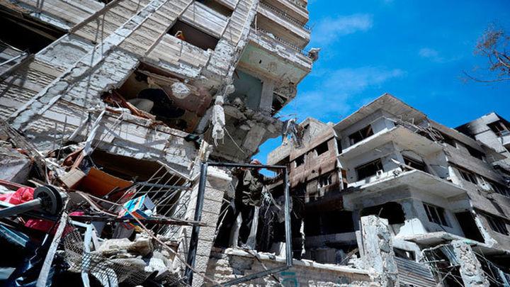 La Unión Europea evita dar un apoyo explícito al bombardeo en Siria