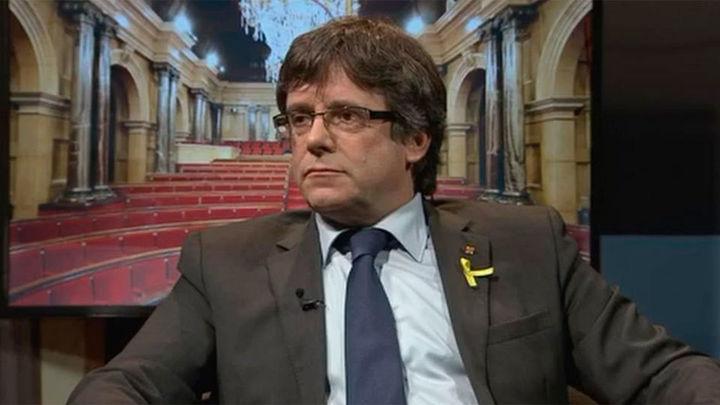 Puigdemont habla de proponer a otro candidato si Sànchez no puede ser investido