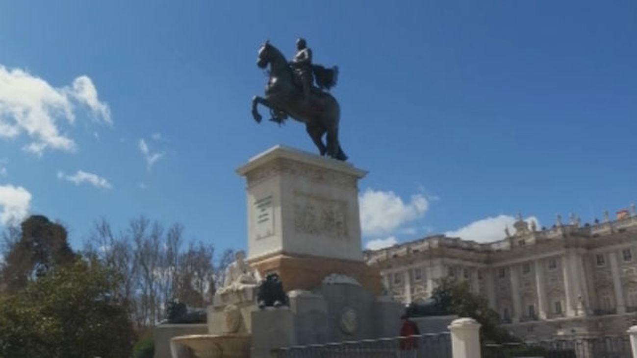 Una ruta por el Madrid real