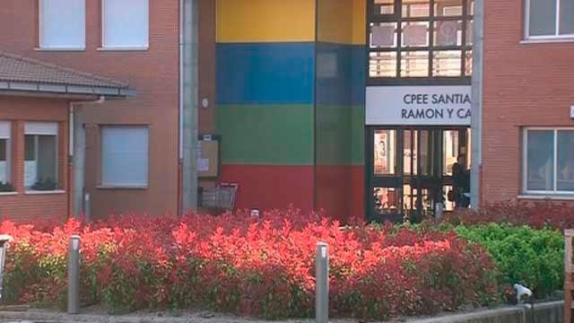 Colegio Santiago Ramón y Cajal de Getafe