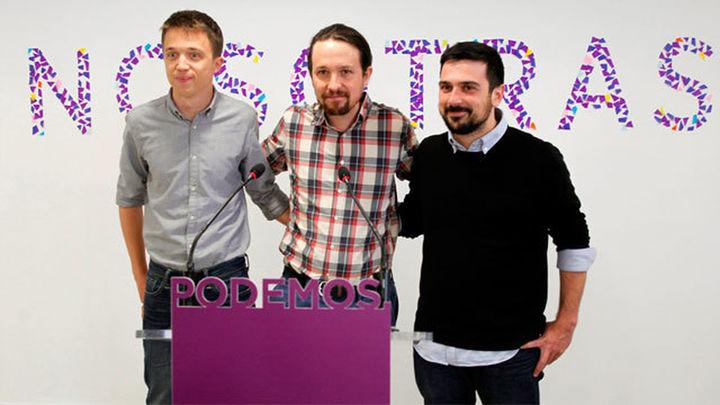 Pablo Iglesias mantiene su confianza en Errejón y anuncia una lista de unidad con Espinar en Madrid