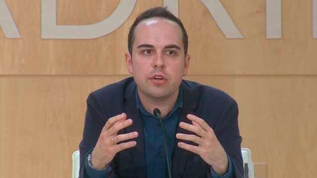 José Manuel Calvo, delegado de  Desarrollo Urbano Sostenible,