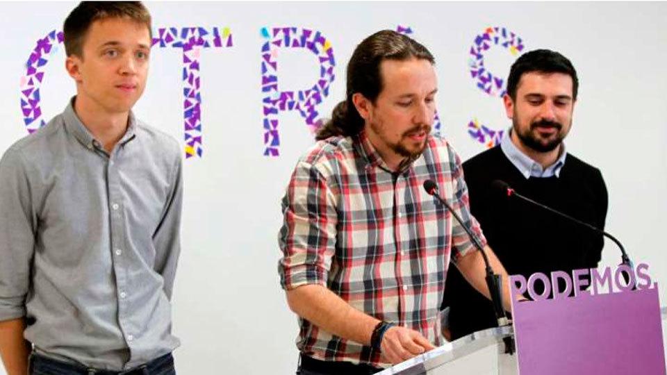 Espinar ocuparía el número 3 de la lista de Podemos de Errejón en Madrid
