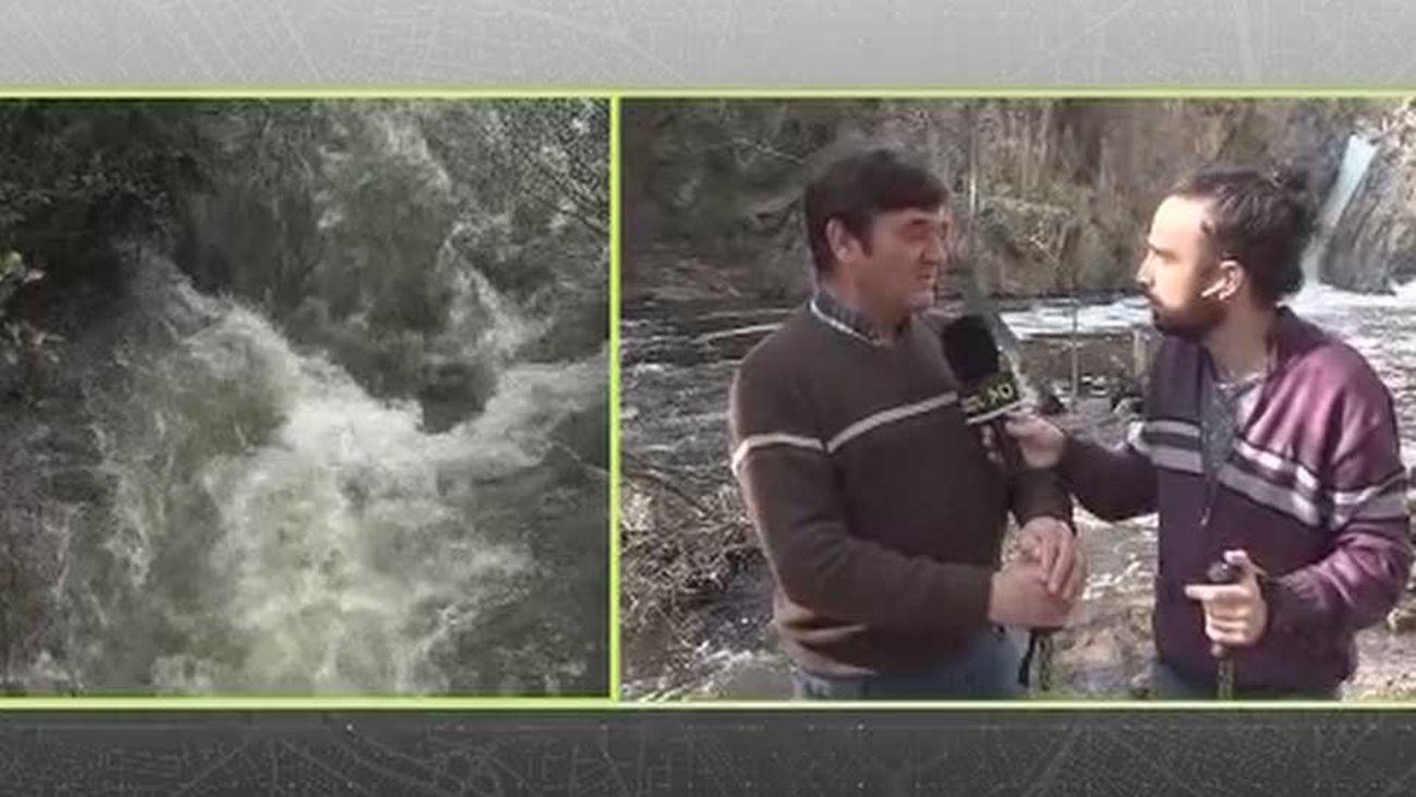 Las cascadas del Hervidero: el mejor plan para un día soleado