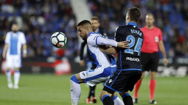Leganés - Deportivo