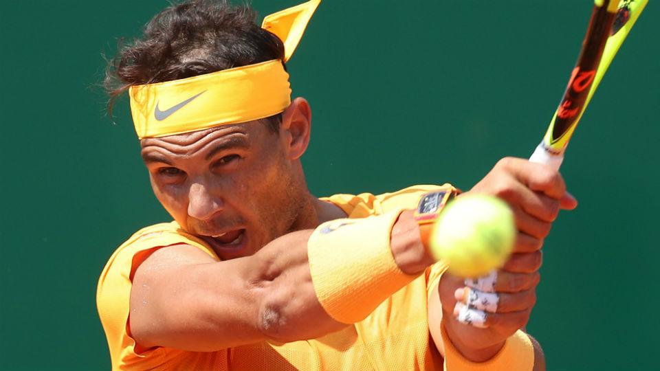 Nadal arrolla a Dimitrov y buscará su undécimo título monegasco