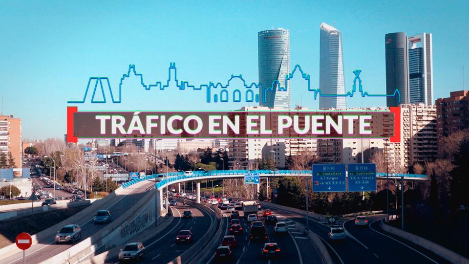 Madrid es Cifra: Tráfico en el Puente