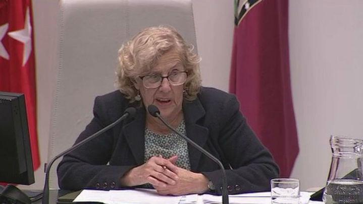 Los trabajadores piden la remunicipalización de los polideportivos madrileños