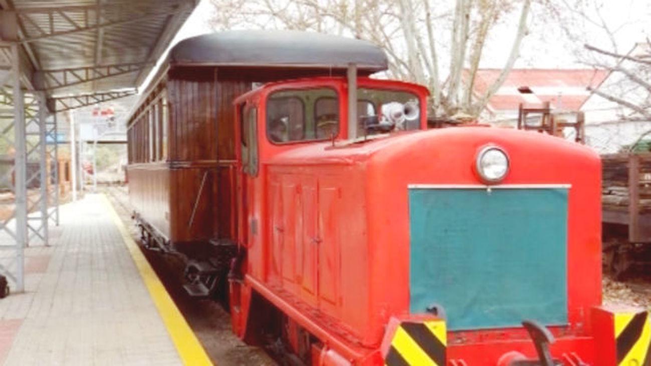 """El tren de Arganda que """"pita más que anda"""""""