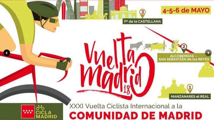 XXXI Vuelta Ciclista a la Comunidad de Madrid, recorrido y fechas