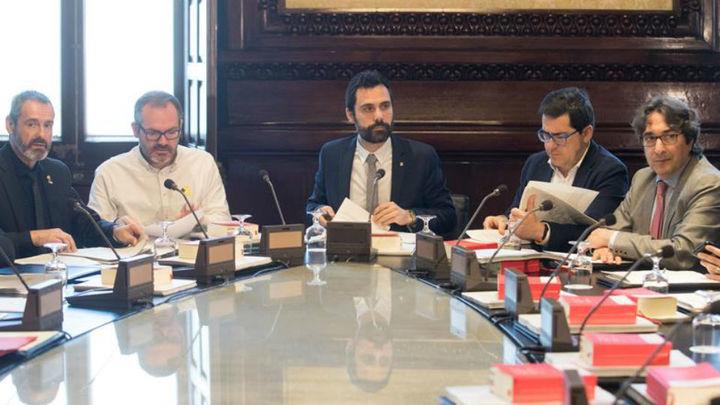 Ciudadanos recurrirá al Constitucional el voto delegado de Puigdemont y Comín