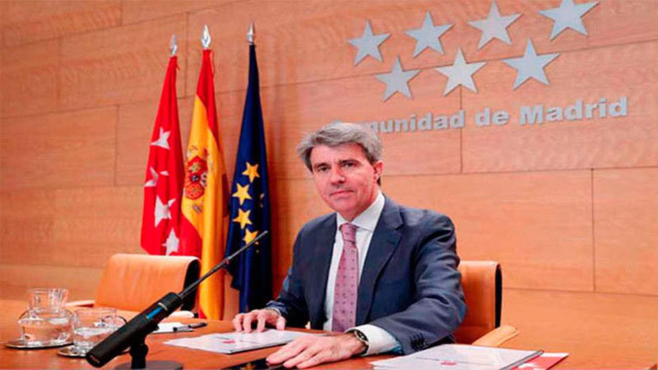 Ángel Garrido asume la Presidencia en funciones de la Comunidad de Madrid