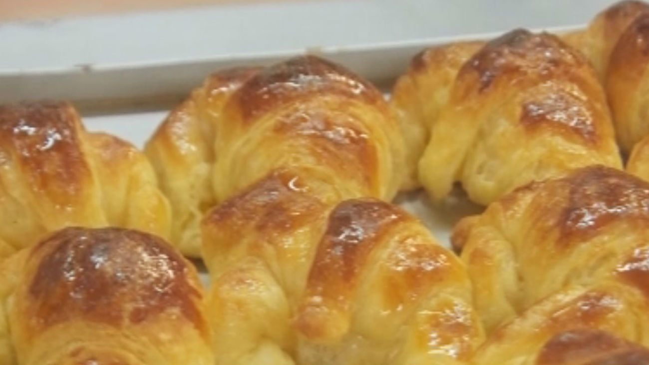 El secreto de los mini croissants de Saúl