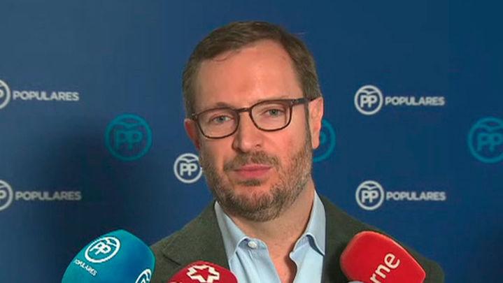 Maroto avisa a Sánchez que el PP se movilizará con las  víctimas si hay un acercamiento de presos de ETA