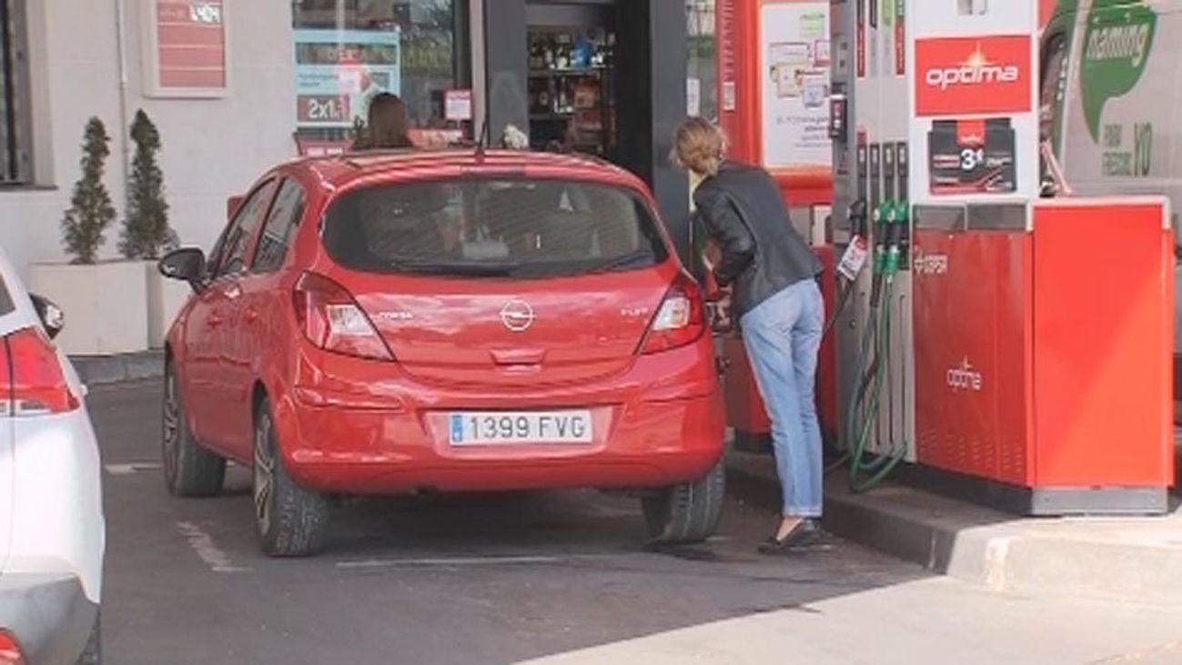 Los carburantes se pagan al precio más alto desde el verano de 2015