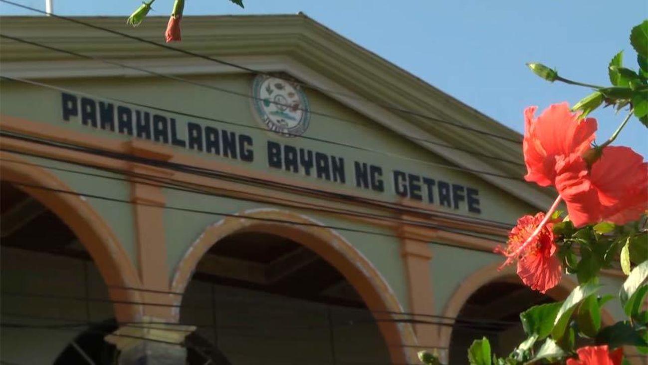 ¿Sabías que hay un Getafe en Filipinas?