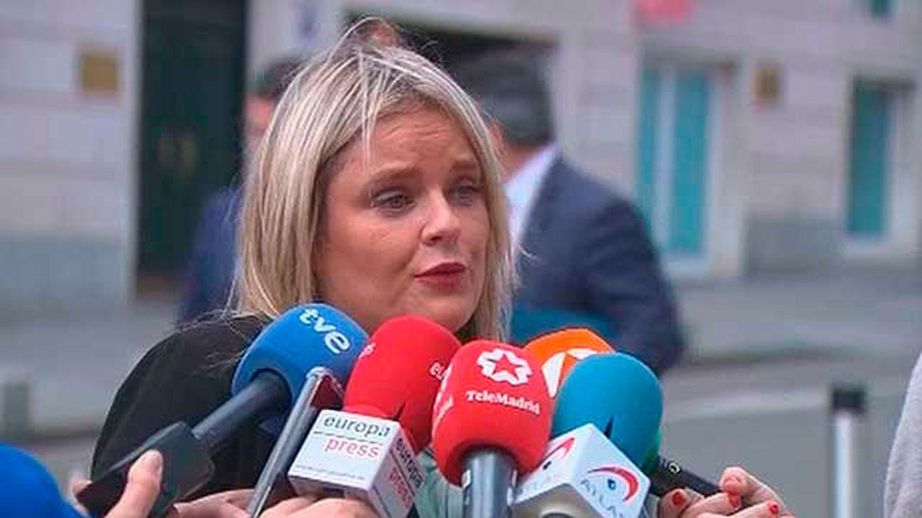 La presidenta de la Fundación Víctimas del Terrorismo, Marimar Blanco