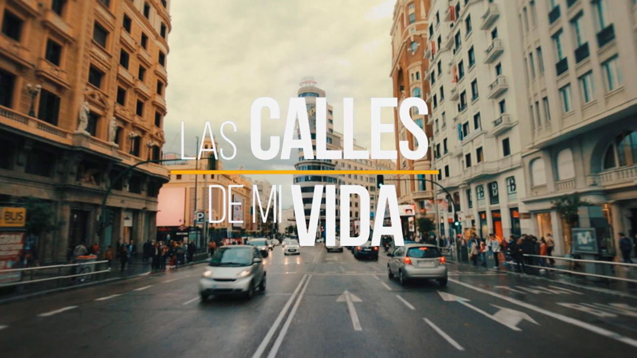 Las calles de mi vida, la película