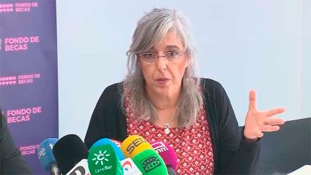 Marisa Soleto/Directora de la Fundación Mujeres