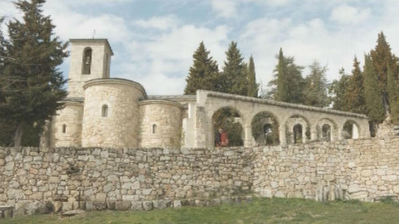 El maravilloso Convento de San Julián y San Antonio
