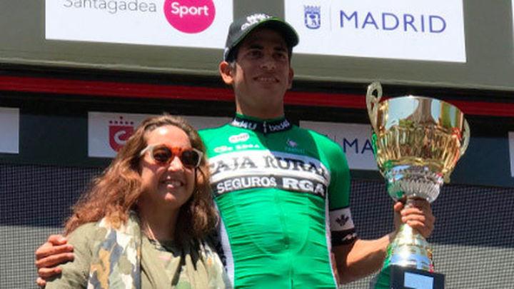 Nelson Soto gana la segunda etapa de la Vuelta a Madrid