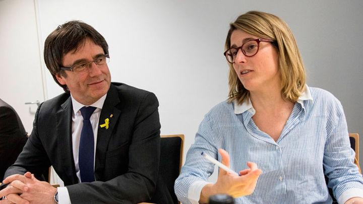 JxCat buscará una alternativa si no puede investir a Puigdemont