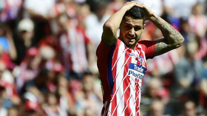 Vitolo, duda para la final de la Europa League
