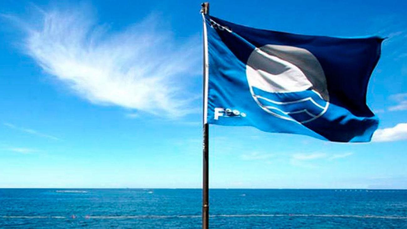 España lucirá 696 banderas azules en las playas, 12 más que en 2017