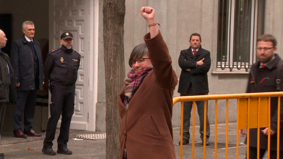 El juez Llarena comunica el procesamiento a tres exconsejeros y a Boya, exdiputada de la CUP