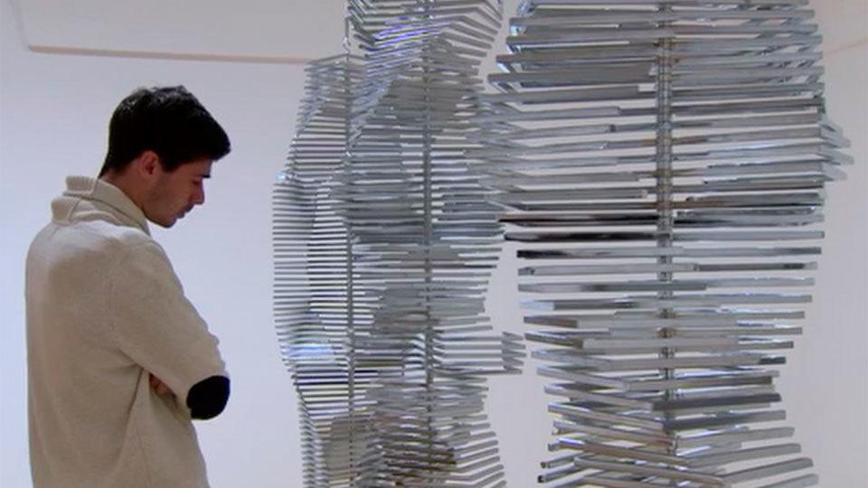 El Reina Sofía reivindica a Eusebio Sempere que dotó de luz y movimiento a la geometría