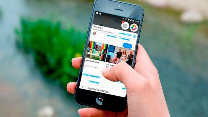 La creación y consumo de stories aumenta más de un 800% en dos años