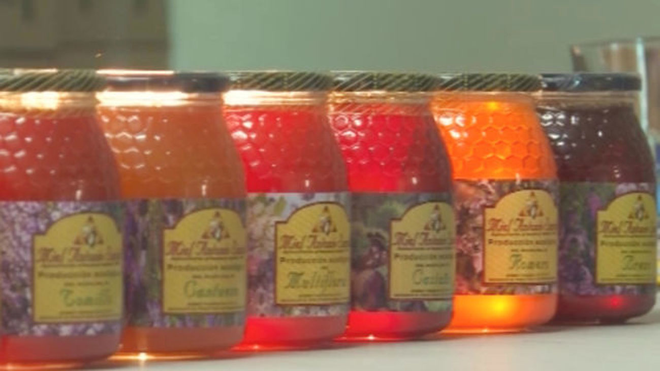 La miel de Cobeña