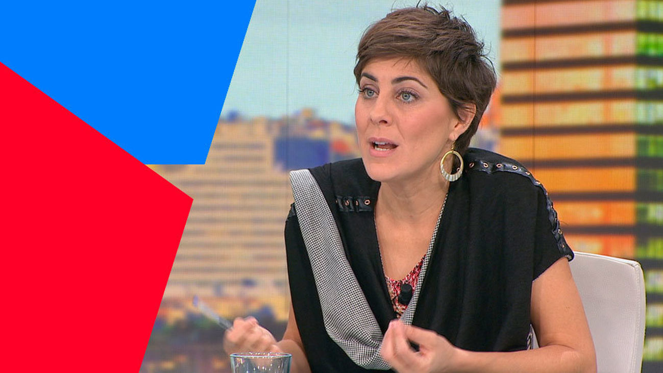 Javi Gómez entrevista a Lorena Ruiz-Huerta