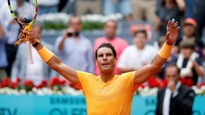 Mutua Madrid Open: Nadal pone la directa en su estreno ante Monfils