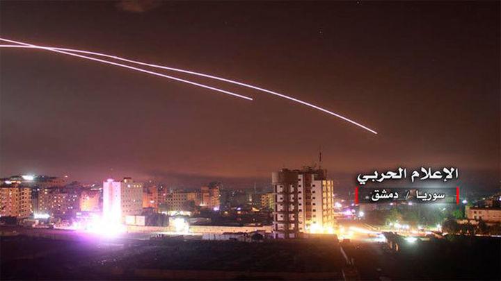 Rusia hace un llamamiento a la contención tras los bombardeos israelíes en Siria