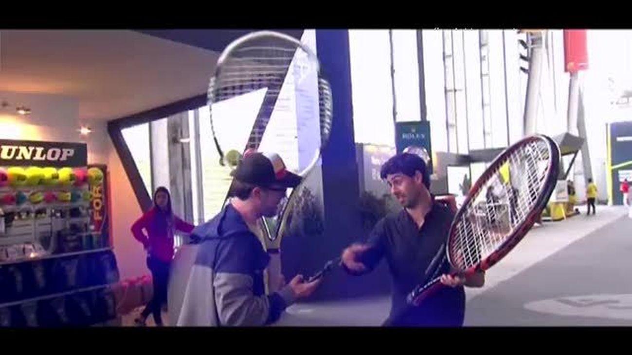 Mutua Madrid Open, a lo grande