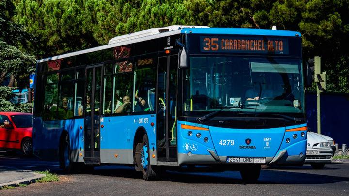 La EMT refuerza los días 12, 13, 14 y 15 de mayo el servicio de 11 líneas por San Isidro